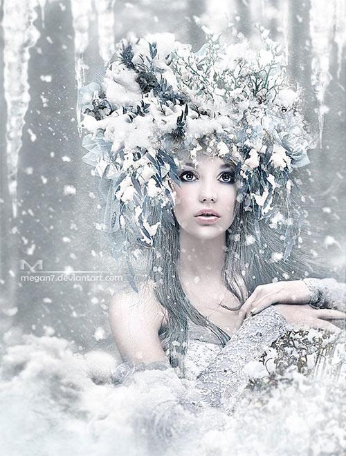 """Snow Fae"" Fragrance Oil – Silkmagik"