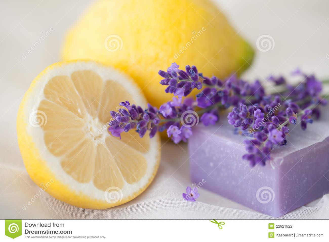 Aromatherapy Lemon Lavender 22821822 Silkmagik