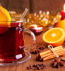 mulled wine for candles
