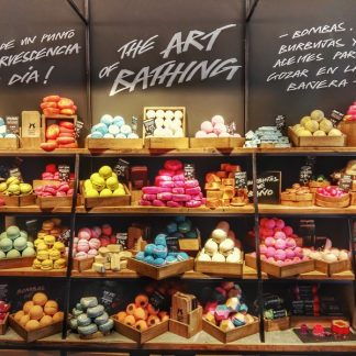 Lush * Type Fragrances